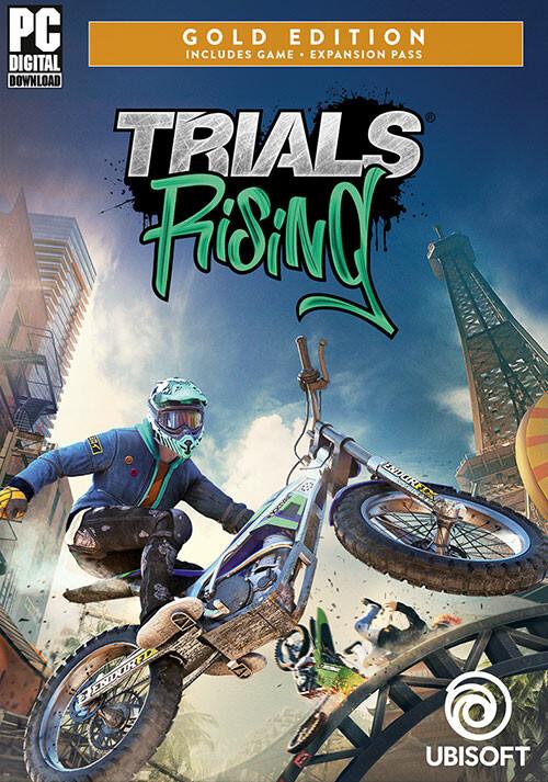 Trials Rising - Gold (PC)