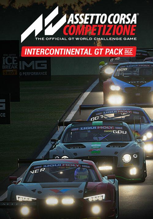 Assetto Corsa Competizione - Intercontinental GT Pack (PC)