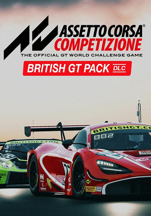 Assetto Corsa Competizione British GT Pack (PC)
