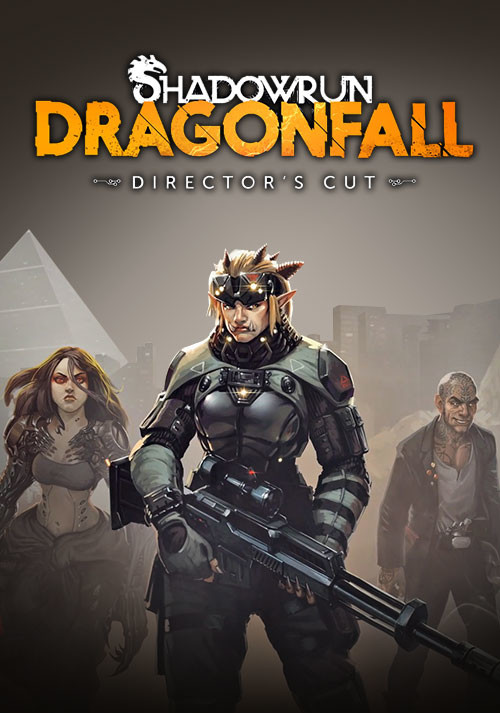 Shadowrun: Dragonfall - Directors Cut (PC)