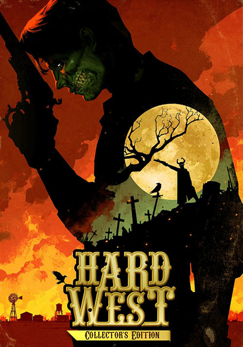 Hard West Collectors Edition (PC)
