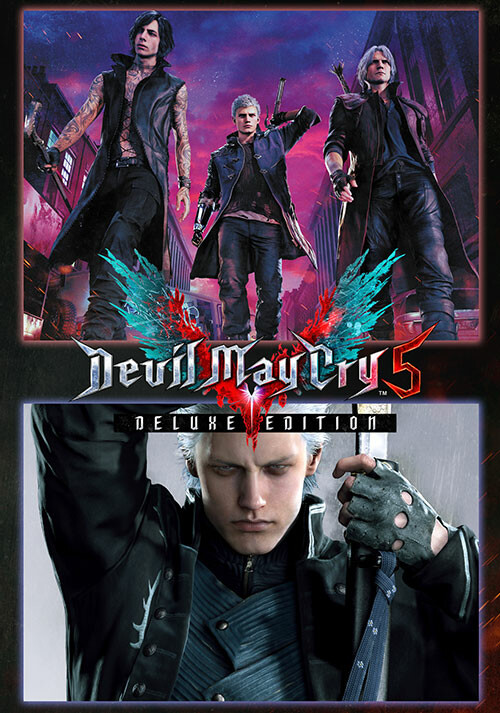 Devil May Cry 5 Deluxe + Vergil (PC)
