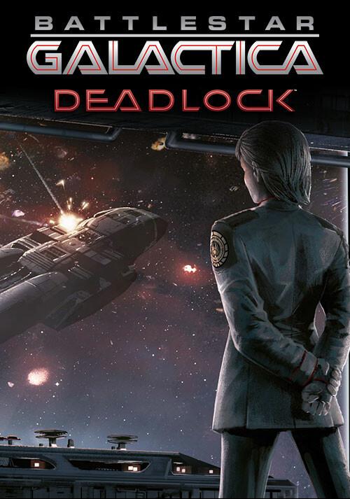 Battlestar Galactica Deadlock (PC)