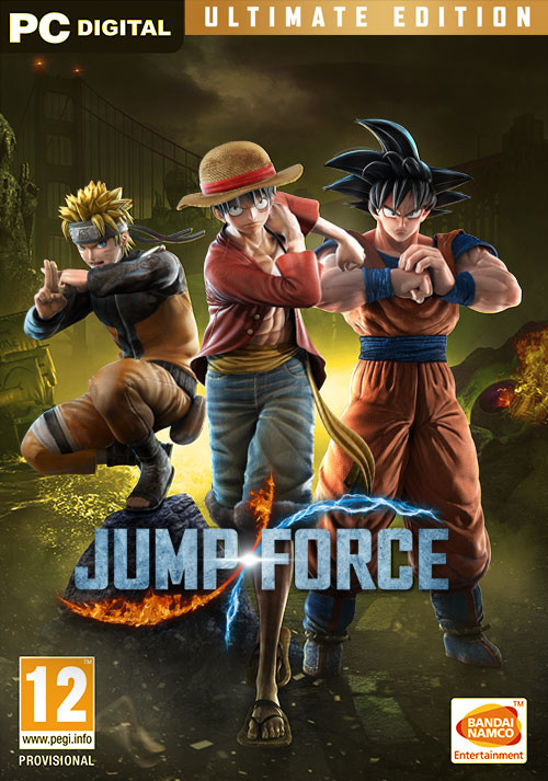JUMP FORCE - Ultimate Edition (PC)