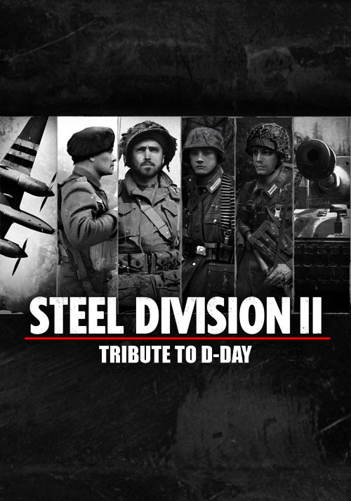Steel Division 2 - Tribute to D-Day Pack (PC)