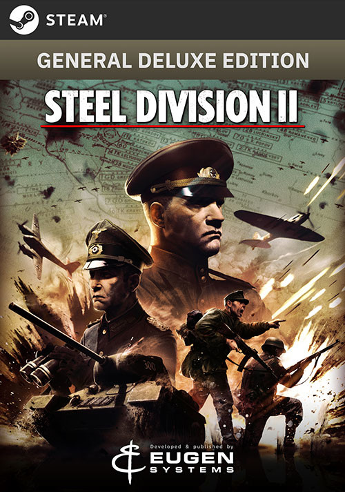 Steel Division 2 - General Deluxe Edition (PC)