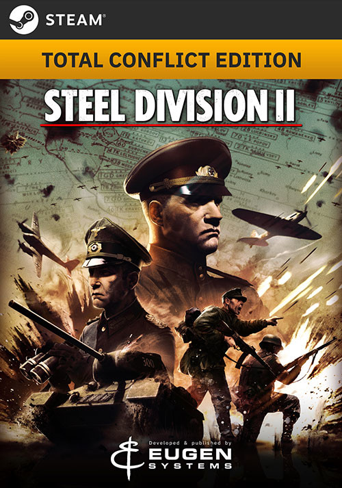 Steel Division 2 - Total Conflict Edition (PC)