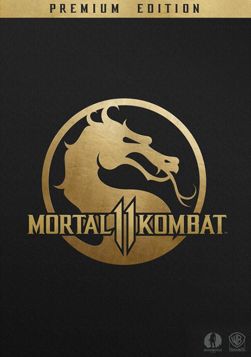 Mortal Kombat 11 Premium Edition (PC)
