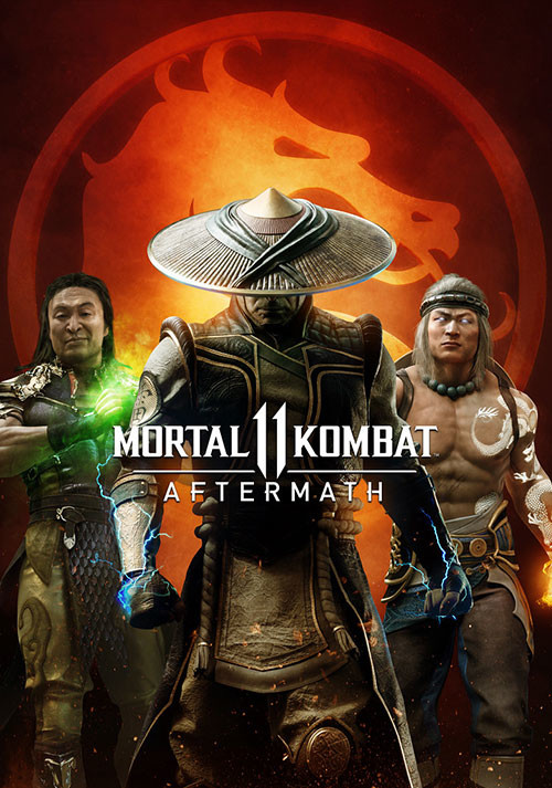 Mortal Kombat 11: Aftermath (PC)