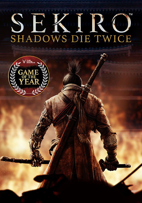 Sekiro: Shadows Die Twice - GOTY Edition