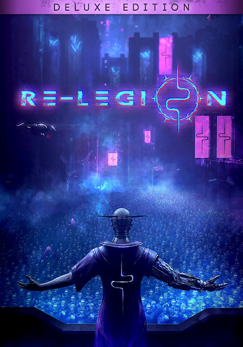 Re-Legion Deluxe Edition (PC)