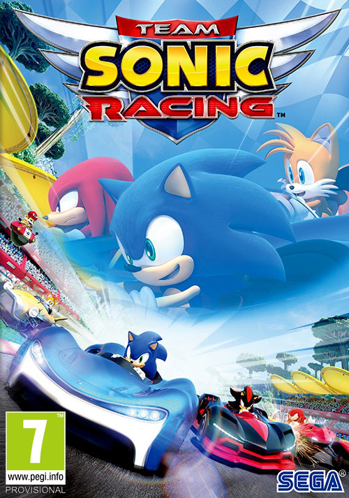 Team Sonic Racing (PC)