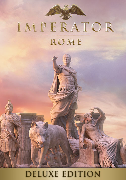 Imperator: Rome - Deluxe Edition (PC)