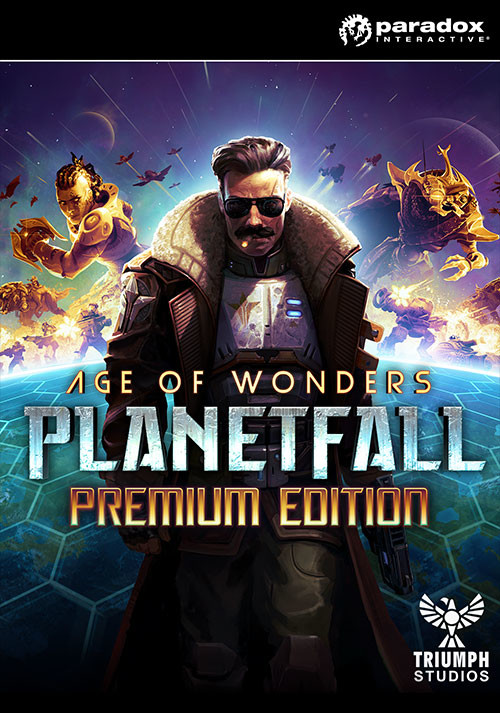 Age of Wonders: Planetfall - Premium Edition (PC)