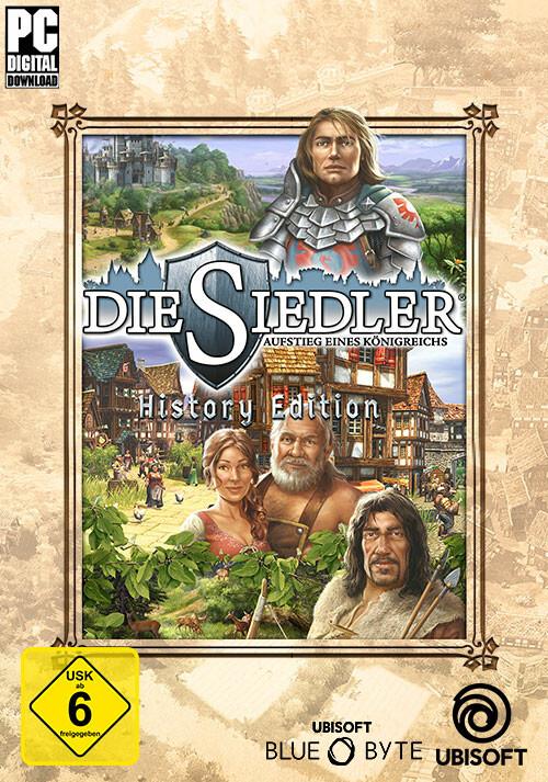Die Siedler: Aufstieg eines Königreiches - History Edition (PC)