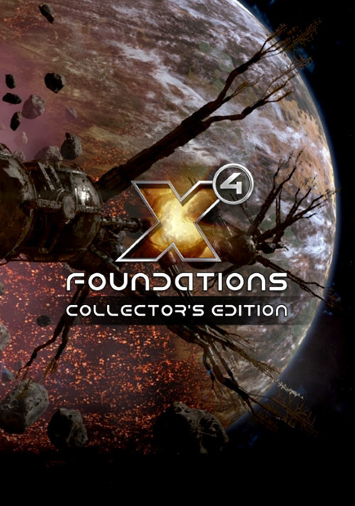 X4: Foundations Collectors Edition (PC)