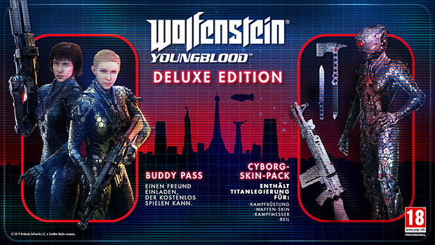 Wolfenstein: Youngblood Deluxe