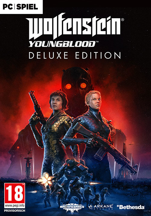Wolfenstein: Youngblood Deluxe (PC)