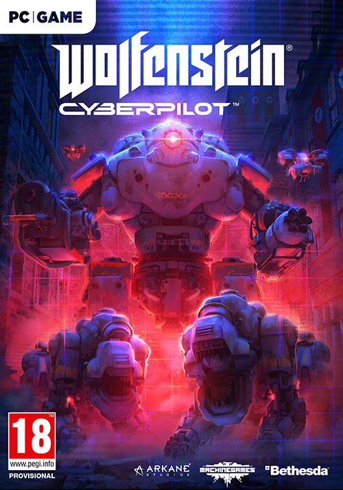 Wolfenstein: Cyberpilot (PC)
