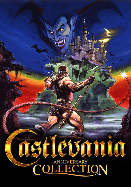 Castlevania Anniversary Collection (PC)
