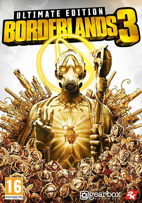 Borderlands 3 Ultimate Edition (PC)