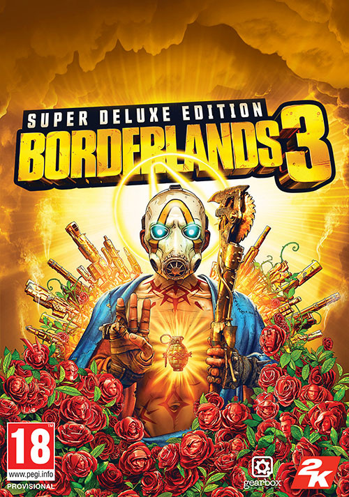 Borderlands 3 Super Deluxe Edition (PC)