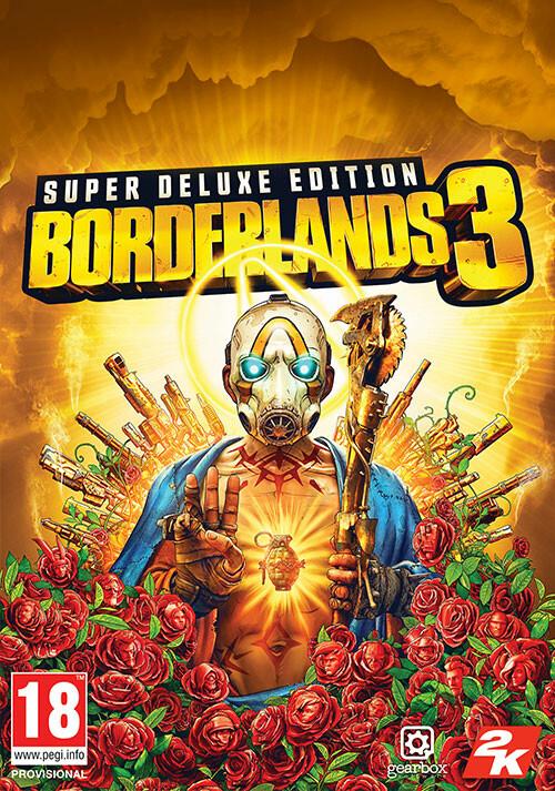 Borderlands 3 Super Deluxe Edition (PC)