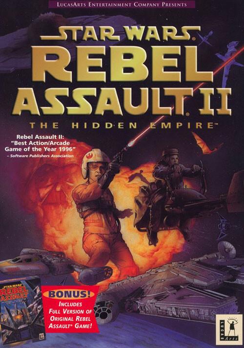 STAR WARS™: Rebel Assault I + II