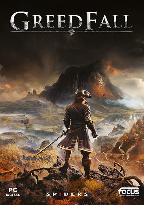 GreedFall (PC)