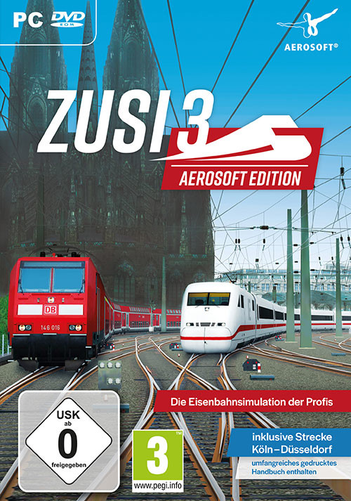 ZUSI 3 - Aerosoft Edition (PC)