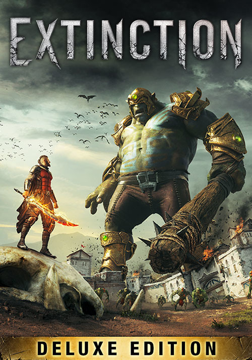 Extinction: Deluxe Edition (PC)