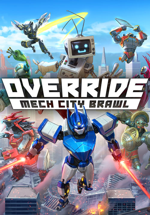 Override: Mech City Brawl (PC)