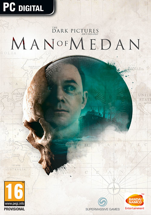 The Dark Pictures Anthology: Man Of Medan (PC)