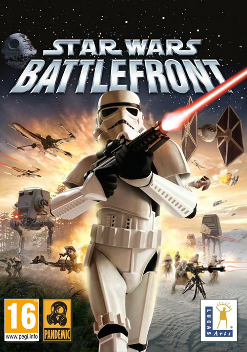 STAR WARS Battlefront (Classic, 2004) (PC)