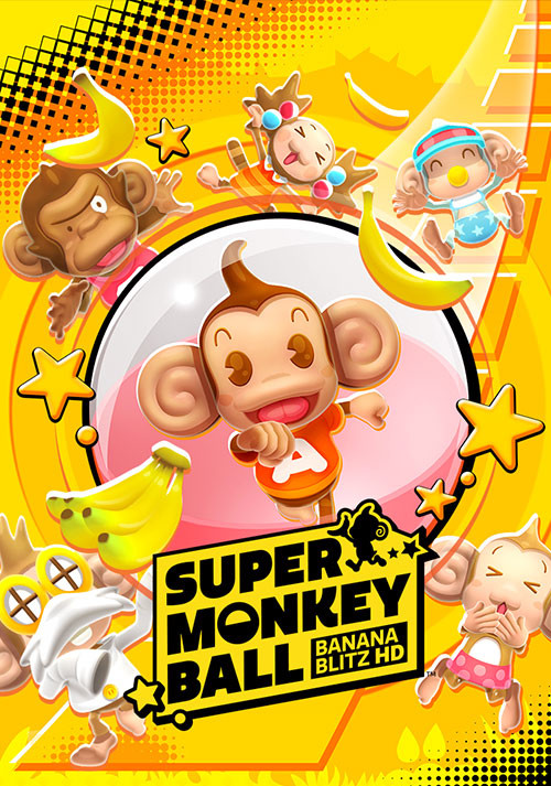 Super Monkey Ball: Banana Blitz HD (PC)