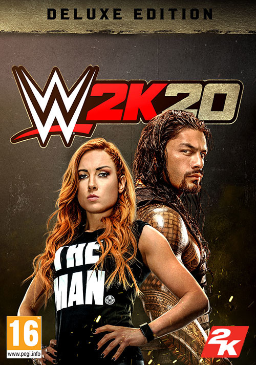 WWE 2K20 - Digital Deluxe (PC)