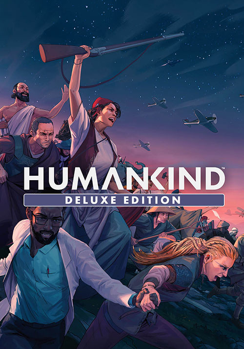 HUMANKIND Digital Deluxe Edition (PC)