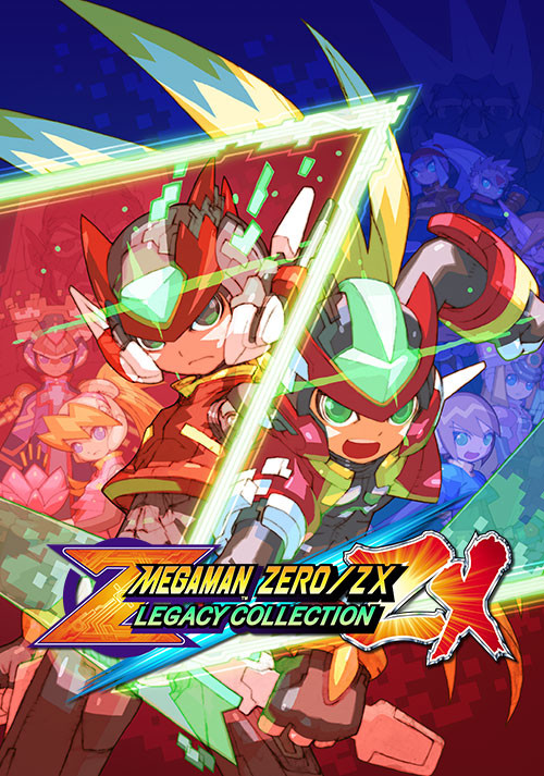 Mega Man ZeroZX Legacy Collection (PC)