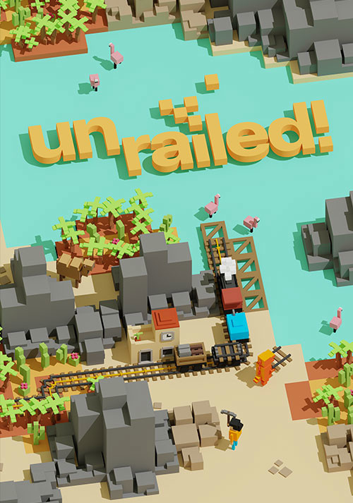 Unrailed! (PC)