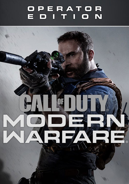 Call of Duty: Modern Warfare - Operator Edition (PC)