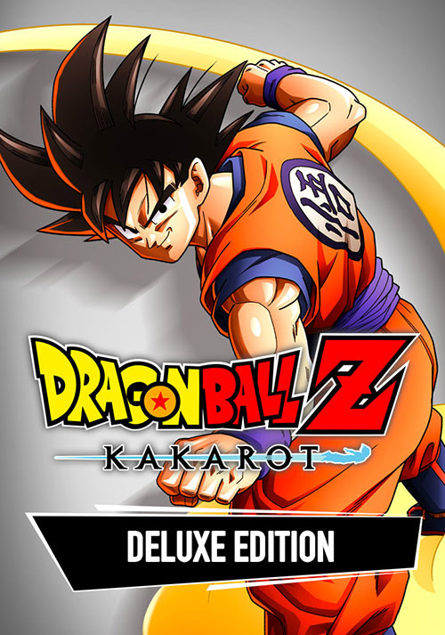 DRAGON BALL Z: KAKAROT - Deluxe Edition (PC)