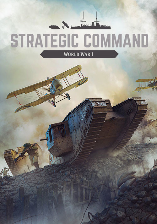 Strategic Command: World War I (PC)