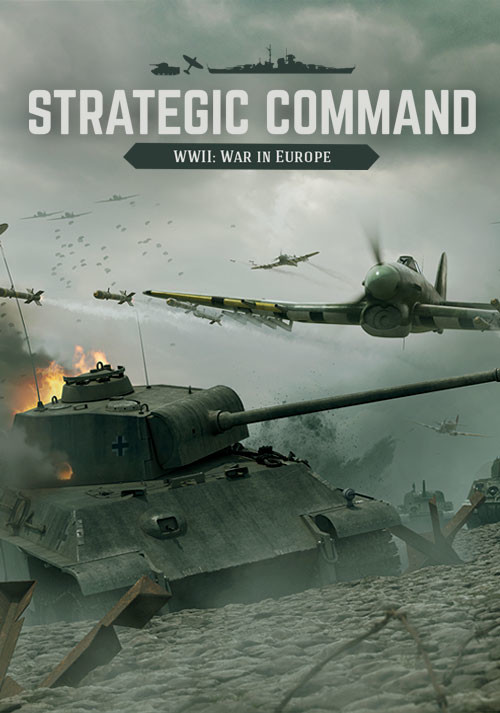 Strategic Command WWII: War in Europe (PC)