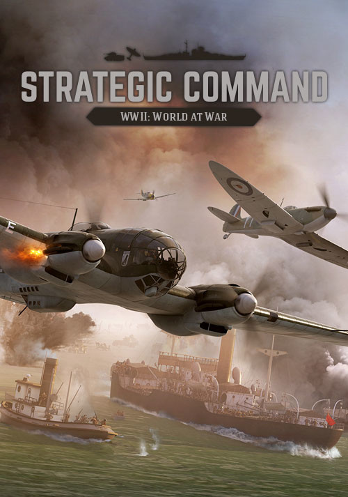 Strategic Command WWII: World at War (PC)