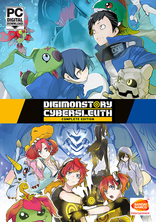 Digimon Story: Cyber Sleuth Complete Edition (PC)