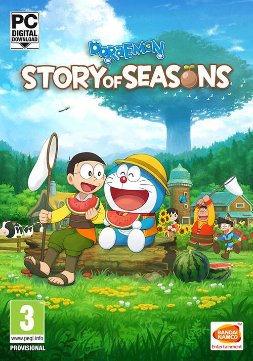Doraemon Story of Seasons (PC)
