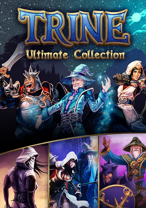 Trine: Ultimate Collection (PC)