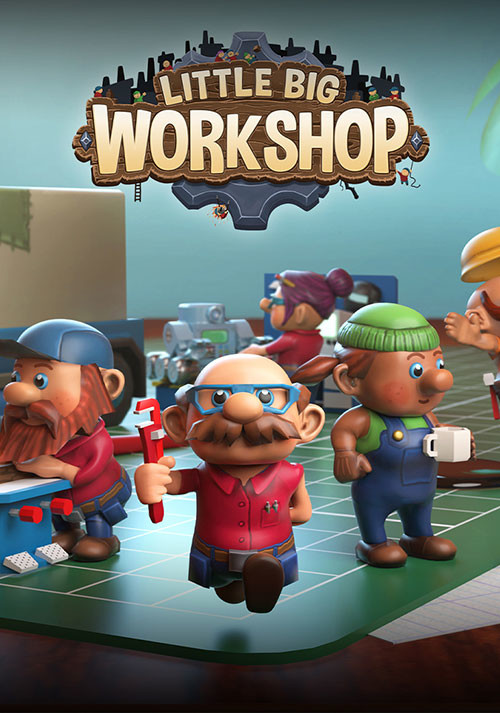 Little Big Workshop (PC)