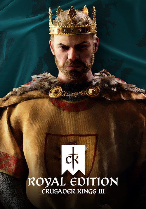 Crusader Kings III: Royal Edition (PC)