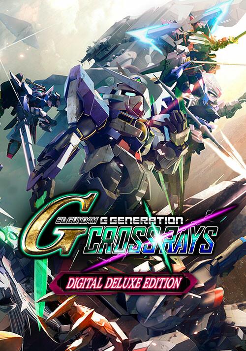 SD Gundam G Generation Cross Rays Deluxe Edition (PC)